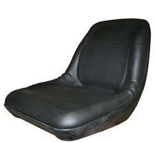 KUBOTA 35080-18400 BX1850, BX2350, BX23, BX25 SEAT BLACK VINYL REPLACEMENT