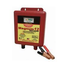 Parmak Electric Fence Charger 30 Mile Low Impedance 12 Volt Battery