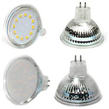 2w 3w 3,5w 4w 5w 6w LED mr16 spot emisor cob SMD lámpara luz blanco fria blanco cálido