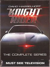 Knight Rider Complete Series Season 1, 2, 3 & 4 - Dvd Classic Tv Shows Brand New