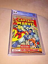 Captain Marvel #30, CGC 8.5, Off-White to White Pages