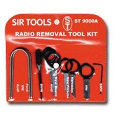 Radio Removal Tool Kit Sir Tools ST9000A