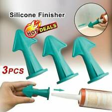 3 in1 Silicone Caulking Finisher Tool Set Nozzle Spatulas Filler Spreader Tool
