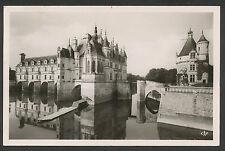 Chenonceaux - Le Chateau  Façade Nord-Est - Tour des Marques