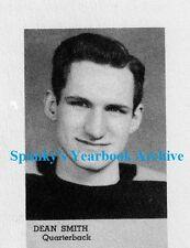 1940's COACH DEAN SMITH High School Yearbook~Photos~Basketball~UNC Tarheels~++++