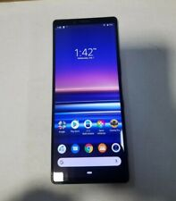 Sony Xperia 1 128GB(J8170) - Black - GSM Unlocked- Fully Functional- Read Below
