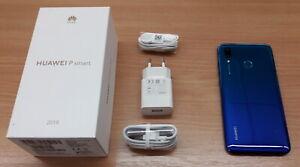 Huawei P Smart 2019 - Aurora Blue - DUAL-SIM