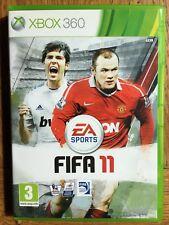 FIFA 11 (entsiegelt) - Xbox 360 UK Version NEU!