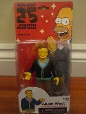 NECA Los Simpsons Serie estrellas de invitado 5 Adam West (1966 Figuras De Acción Batman)