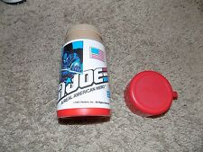 Vintage G.I. Joe Red Thermos 1991