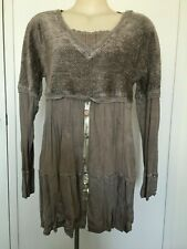Elisa Cavaletti Women Top L fits up to Aus 16 Made in Italy
