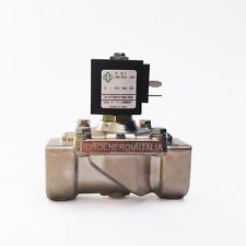 elettrovalvola acqua 220v 1 pollice normalmente chiusa in ottone 21HT6K0Y250