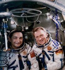 Waleri Bykowski & Sigmund Jähn *UH* Sojus 31 Saljut 6 signiert signed 790