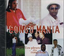 CD Album: Congo Mania: les pleurs des Congolais. sonodisc. B2