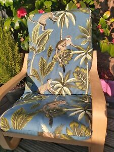 Ikea Poang Kids Chair Cover, slipcover, replacement cover, cushion, washable