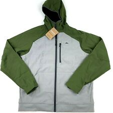 Patagonia Mens XS Snap Dry Hoody Jacket Feather Grey New