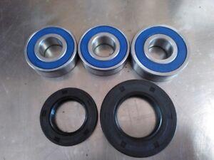 Rear Wheel Bearing Kit & Dust Seals for Suzuki GSX 650 F from 2008- 2016
