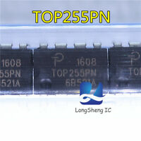 5PCS TOP255PN Enhanced EcoSmart, Integrated Off-Line Switcher DIP7 new