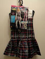 Monster High Costume, Frankie Stein, Girls Size Medium (8-10), Brand New