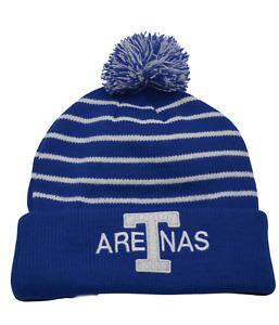 Toronto Arenas Vintage NHL Classic Knit Beanie Pom Pom Winter Hat by Fanatics