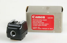 CANON OFF CAMERA SHOE ADAPTER NEW IN BOX