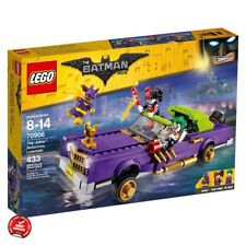 LEGO BATMAN MOVIE Joker Batgirl Quinn Lowrider Car Batman Toy Set for Boys NEW