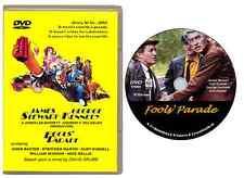 Fools' Parade 1971 DVD (720p) James Stewart George Kennedy Kurt Russell