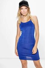 Vestiti da donna blu con spalline