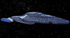 # STAR TREK VOYAGER USS VOYAGER 4 FRIDGE MAGNET, IMAGE SIZE 70MM X 45MM