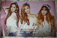 Girls' Generation Taetiseo TTS Mini Album Vol. 2 Holler Taiwan Promo Poster