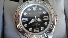 Vittorium Swiss Made Scuba Watch New Deep Diver Mens Diving Submariner S/Steel