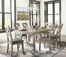 New ListingAshley Furniture Aldwin 7 Piece Dining Room Set