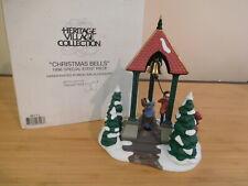 Dept 56 Heritage Village - Christmas Bells - 1996 Event Piece
