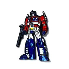 Transformers Optimus Prime Collectible Pendant Lapel Hat Pin