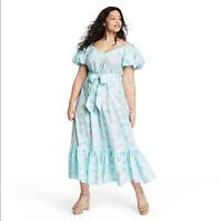 LoveShackFancy x Target Estelle Puff Sleeve Maxi Dress Love Shack Fancy 16.
