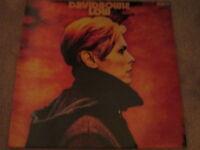 DAVID BOWIE - Menor - NUEVO - LP Record