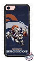 Denver Broncos Football Horse Logo Phone Case for iPhone Samsung LG Google etc
