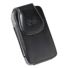 78137bbfb8a09 Case Logic Vertical Pouch for Belt Leather Black CLP179DRD