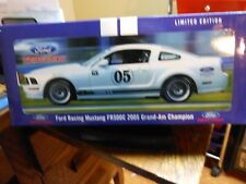 2005 FORD RACING MUSTANG FR 500C GRAND-AM CHAMPION  BY AUTO ART--1/18 SCALE-NEW