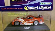 Scalextric C2691D Dodge Viper competencia Coupe 3-R Racing No.92 Nuevo En Caja