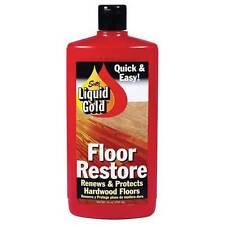 Scotts Liquid Gold Hardwood Floor Restore Shine 24oz (709ml) Minimizes Scratches