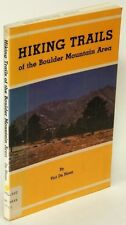 Hiking Trails of the Boulder Mountain Area by Vici DE HAAN in Good SC ed. 77343