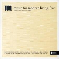Modern living = ZERO 7/Conte/Gator/loco/Buscemi/Rivera/loco... = down ritmo nu jazz