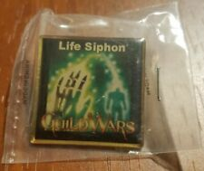 "[NEW] Guild Wars Collectible Skill Pin - Series 2  - ""Life Siphon"""