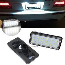 2X NEW  White License Number Plate Light for Lexus GX LX470 Toyota Land Cruiser