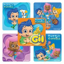 20 Bubble Guppies STICKERS Party Favors Supplies Birthday Treat Loot Bags