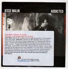 (GL165) Jesse Malin, Addicted - 2015 DJ CD