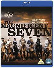 The Magnificent Seven [Blu-ray] [1960] UK POST FREE