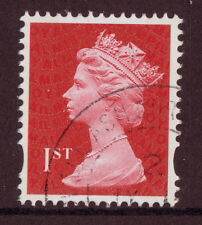 GREAT BRITAIN 2013 1st CLASS RED M13L, MP1L, EX FOOTBALL HEROES FINE USED