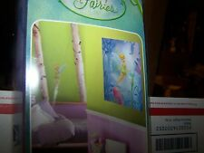 Disney Vinyl  FAIRIES-Tinker Bell Mini Mural - REMOVABLE WONT HARM WALLS